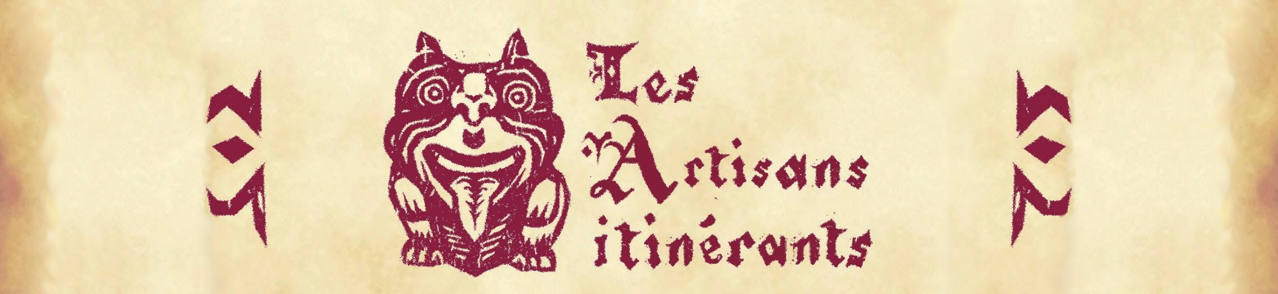 Les Artisans Itinérant Logo